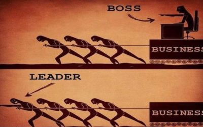 LA DIFFERENZA TRA ESSERE CAPO E LEADER
