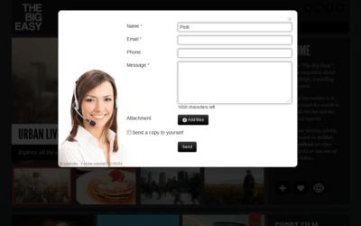 I 5 migliori plugin di contatti per wordpress