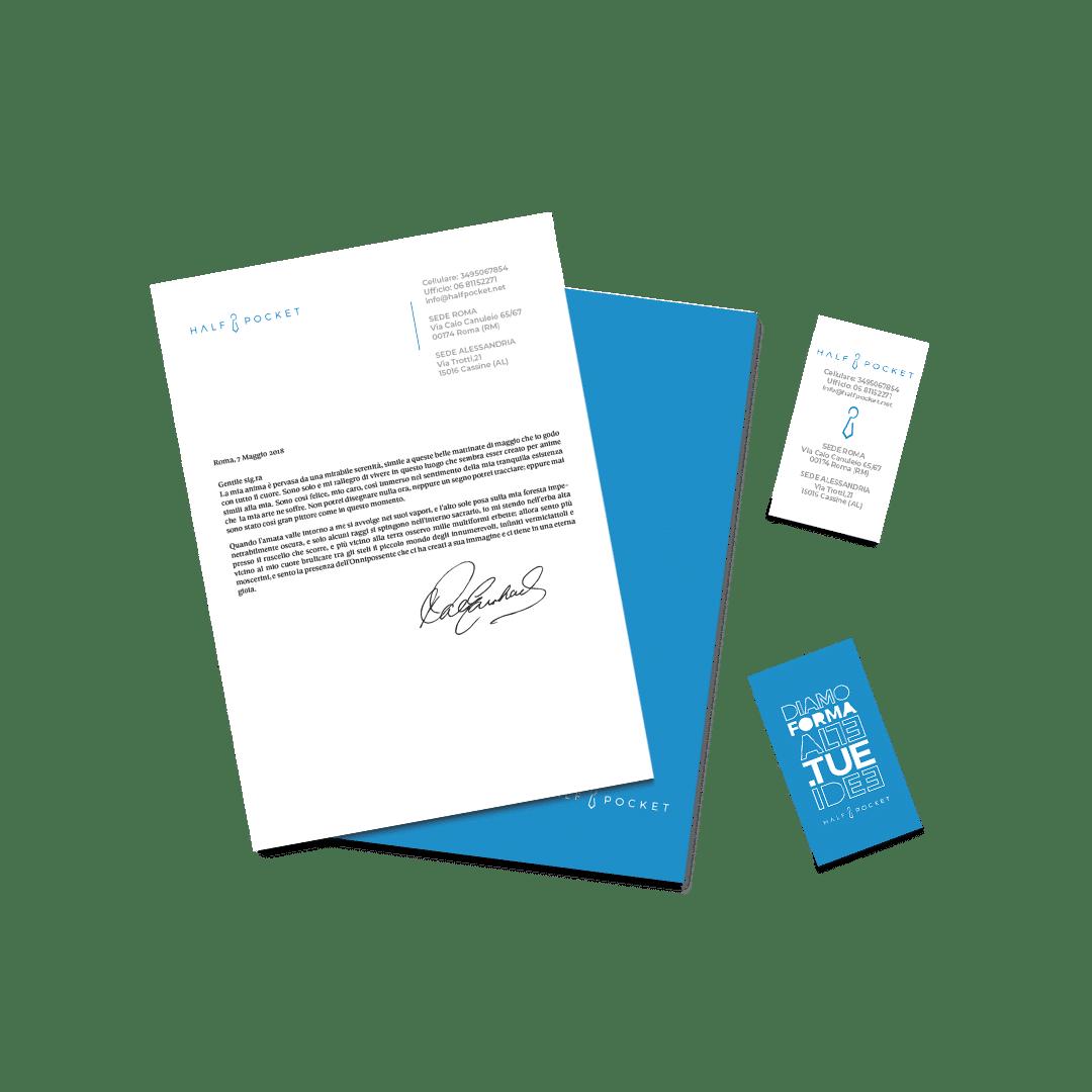Revisione lavoro ed invio al cliente